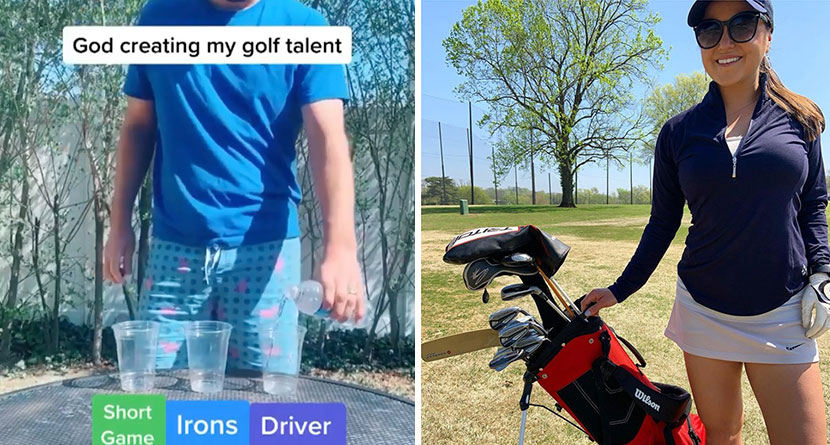 VIDEO: Visual Representation Of Golf Talent Allocation