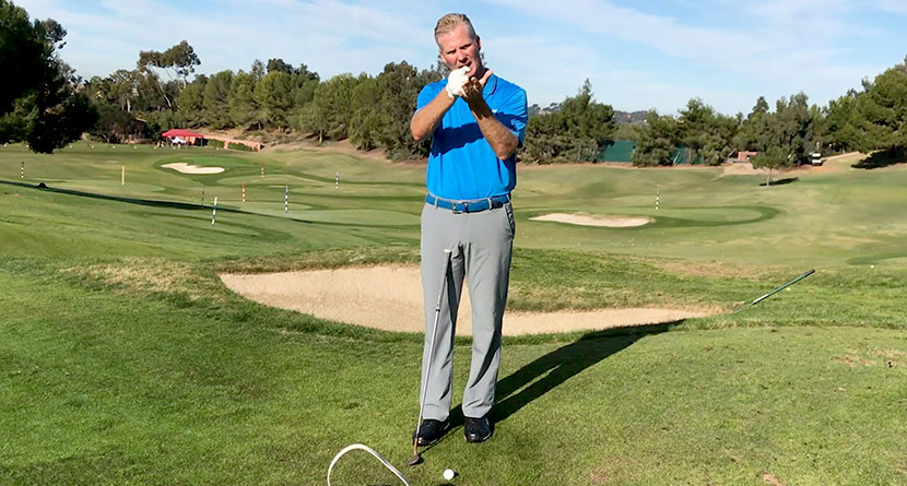 Make Perfect Contact On Your Short-Game Shots