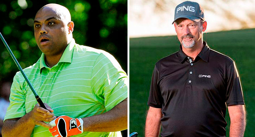 Meet The Instructor Who Fixed Charles Barkley's Golf Swing