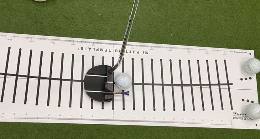 Make More Putts With A Square Face