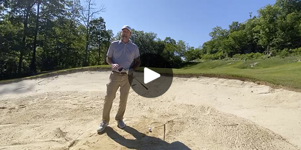 Don't Let Bunkers Intimidate You