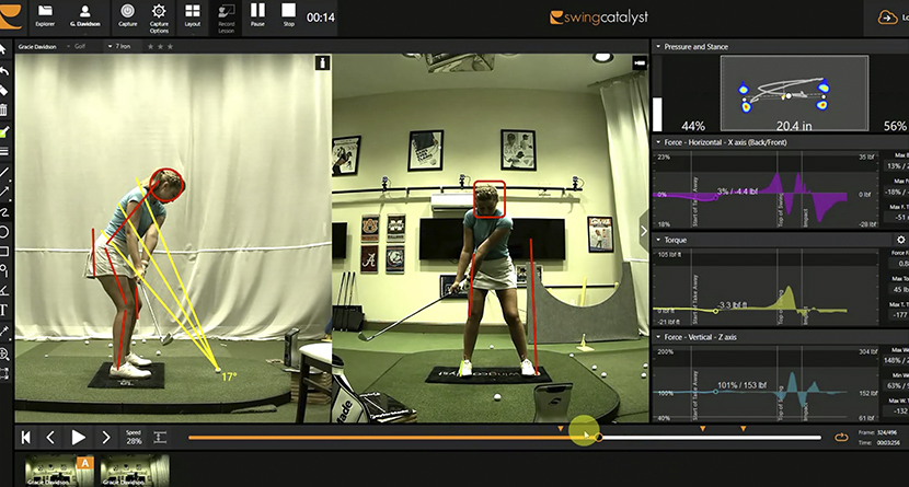 Get Your Swing Dialed In