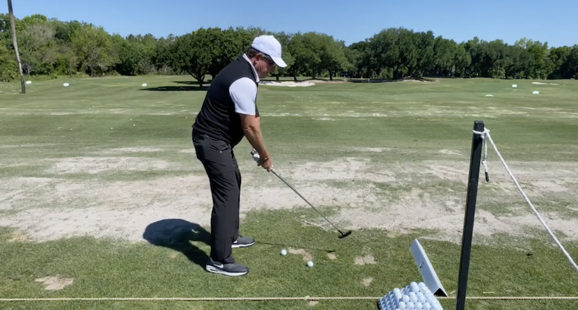 Improve Your Swing Overnight Using Only A Putter
