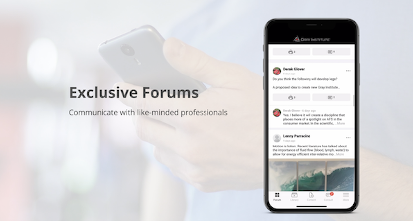 Did You Know? – Gray Institute App Forum