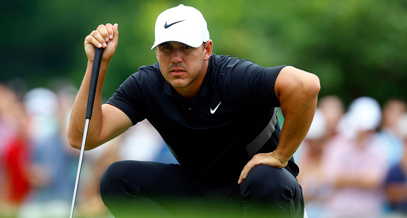 Koepka Quarrels With Fans Over Ryder Cup Comments