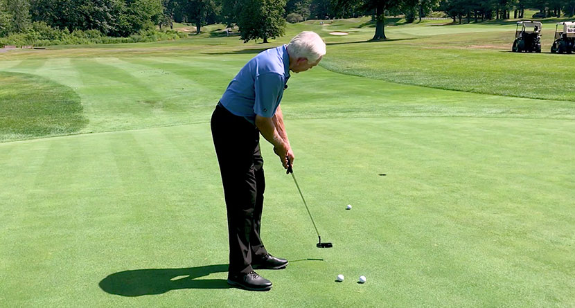 A Little-Known Universal Fundamental Of Good Putting