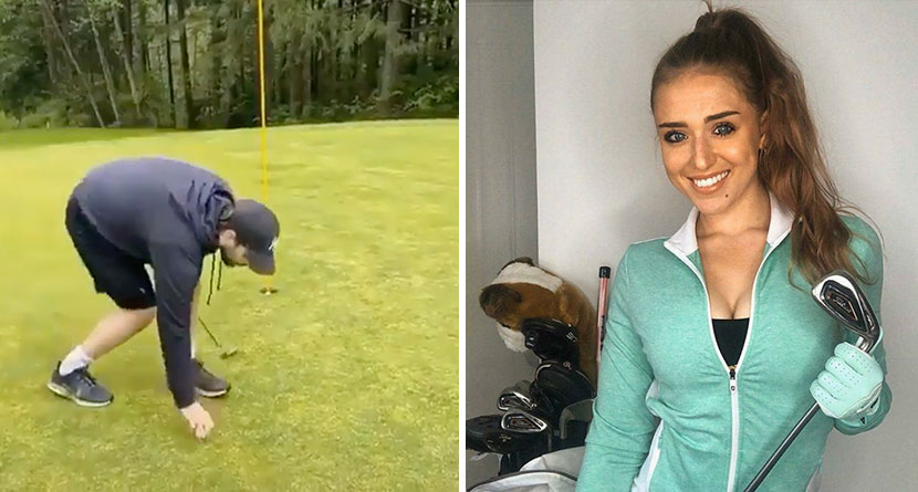VIDEO: Everyone Knows This Golfer