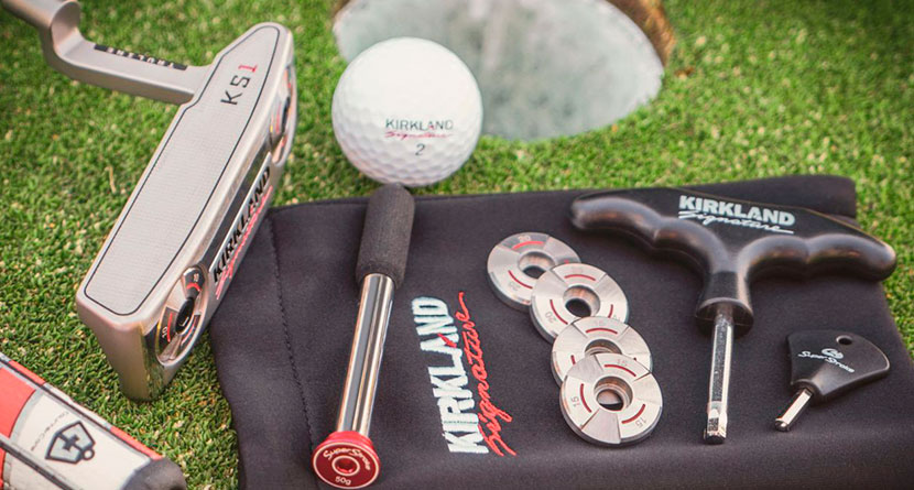 "Costco Releases ""Price Disruptor"" KS1 Putter"