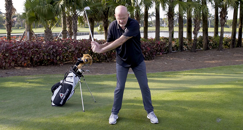 The Move Great Golfers Make