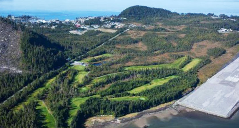 Alaskan Golf Course Prohibits Snot Rockets During Play