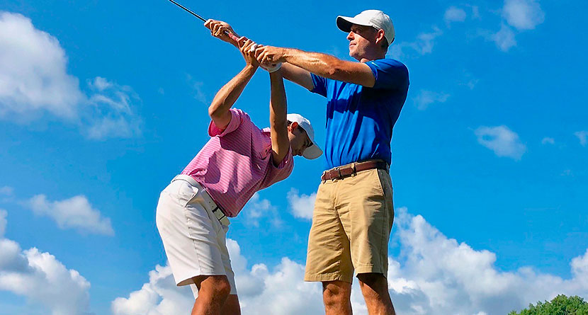 Top Junior Coach Launches Chad Phillips Golf Academy App