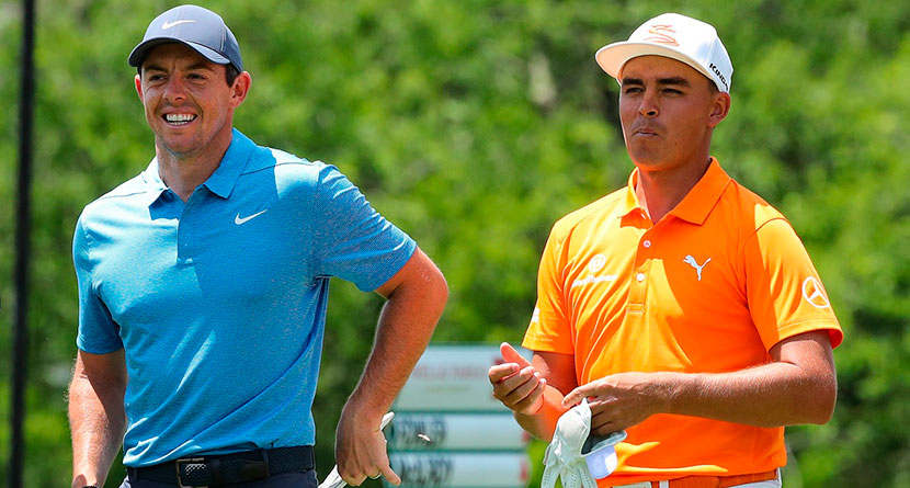 Rory, Rickie, DJ Headline $3 Million COVID-19 Charity Event