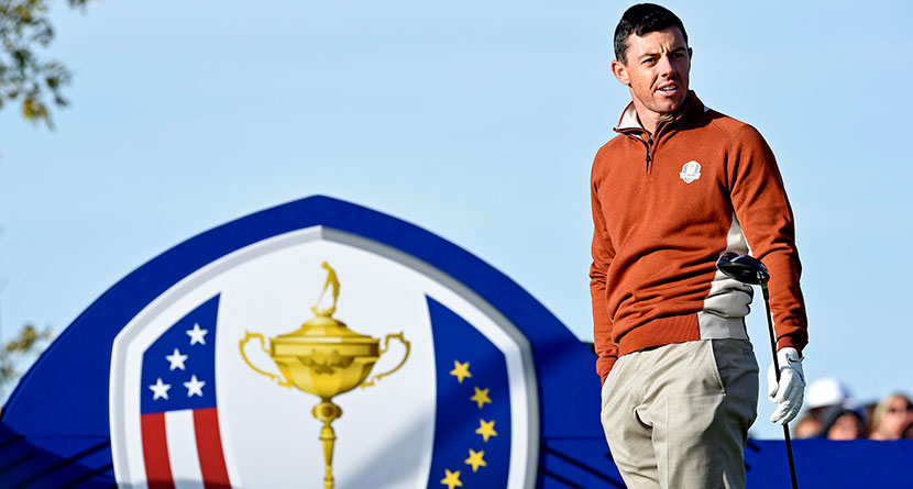 McIlroy: Players Shouldn't Be Forced To Play Fan-Less Ryder Cup