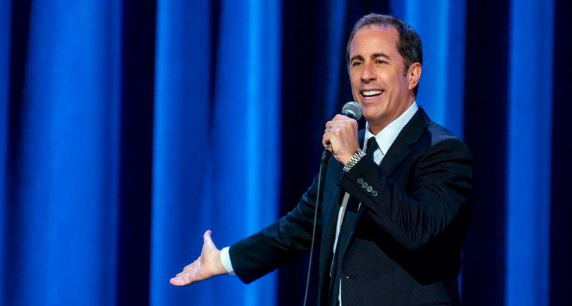 Jerry Seinfeld Rips Golf In New Netflix Special