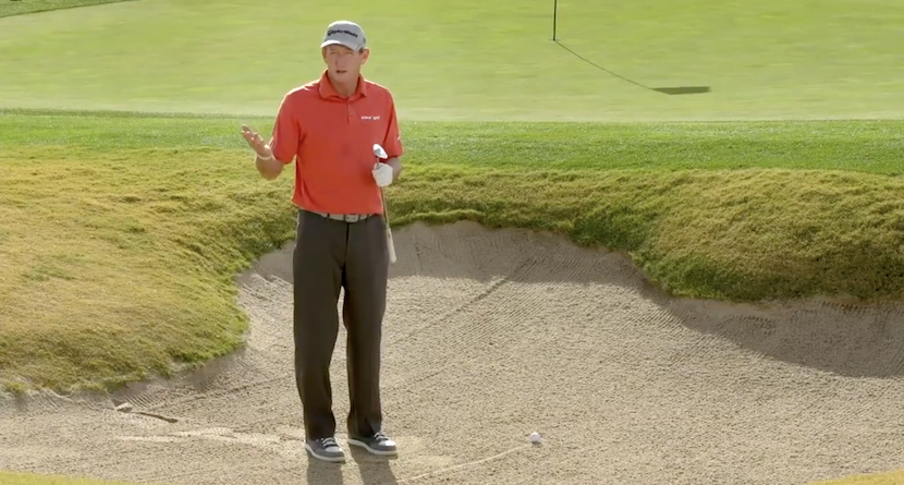 Get Out Of Greenside Bunkers With Ease