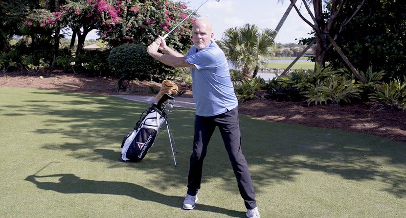 Create A More Consistent And Powerful Golf Swing