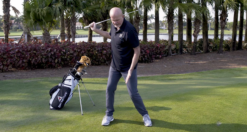 Unlock The Key To Your Backswing