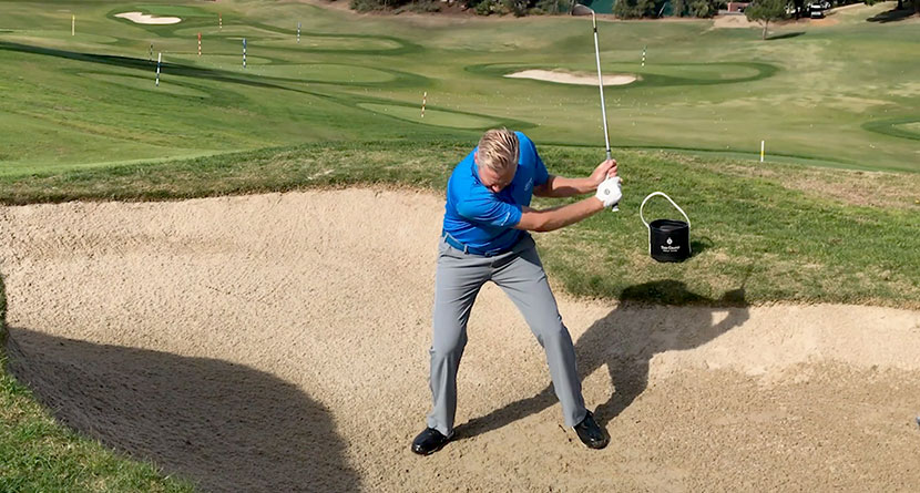 Tricks The Pros Use In Greenside Bunkers