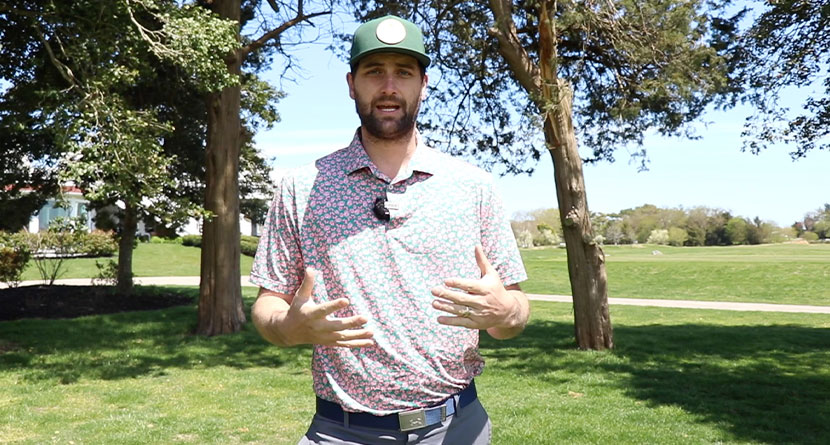 Rule 13 – The Rules Of The Putting Green