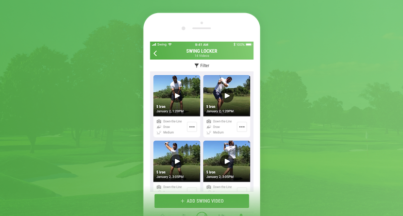 Track Your Progress Towards The Perfect Swing