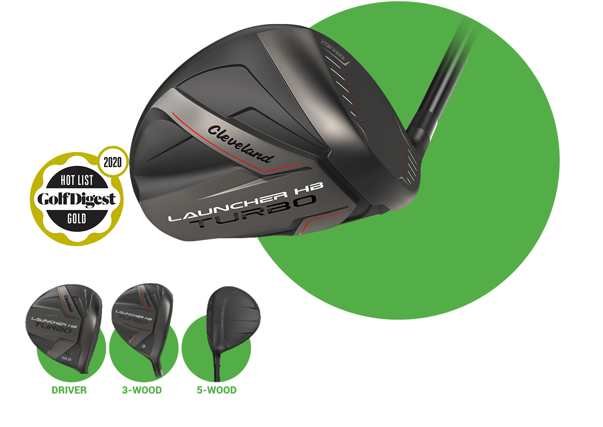 Upgrade To Premium For A Chance To Win A Cleveland Golf Set Of Woods