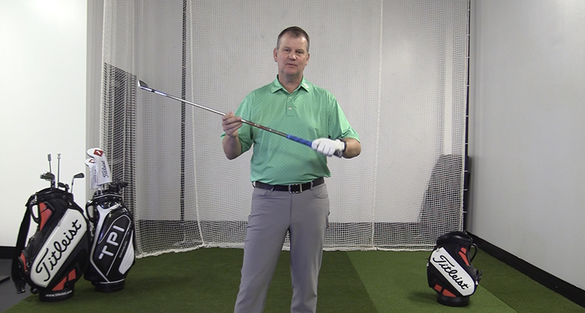A Great Swing Starts With A Great Grip