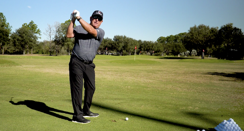 Wrist Alignment For A Square Clubface
