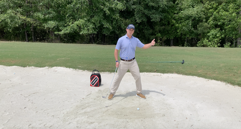 In A Deep Bunker? Here's How To Get Out