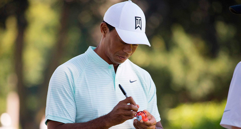 Master Faculty Panel: Should You Use A Line On Your Golf Ball?