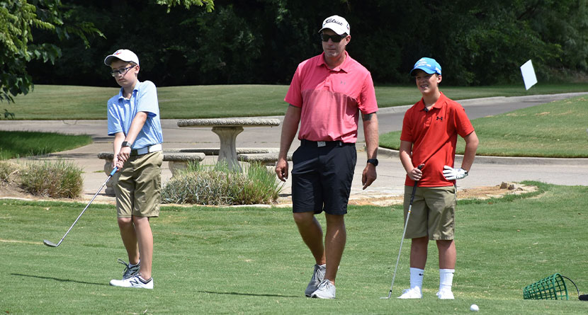 U.S. Kids Top-50 Instructor Launches Travis Lynch Golf App