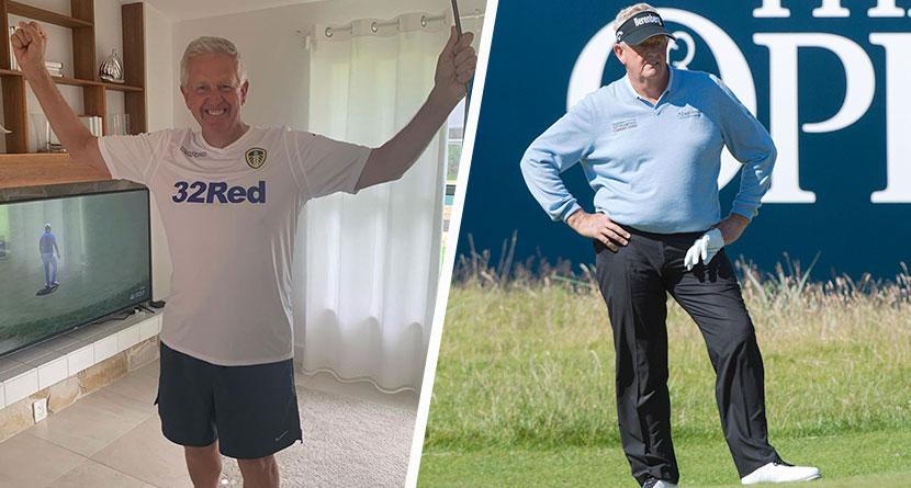 Monty Reveals 40-Pound Weight Loss, Distance Gains