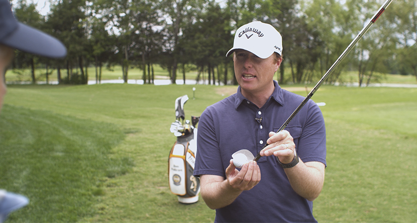 Master The High, Soft Pitch Shot