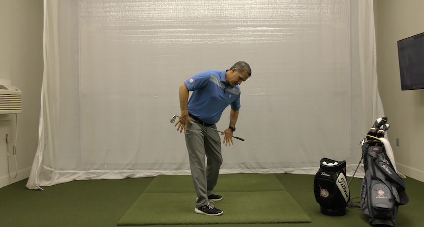 The Right Front Pocket Drill
