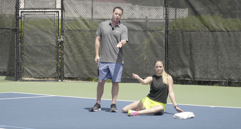 3 Great Hip Stretches For Tennis