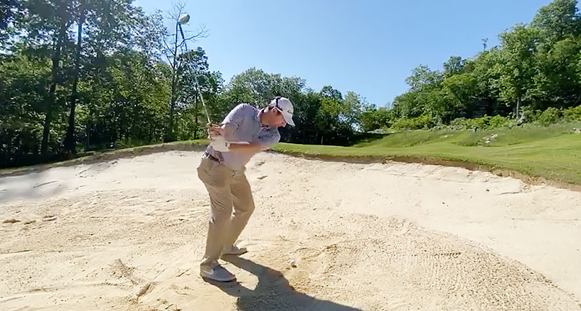 Two Tips That Will Immediately Help Your Bunker Play