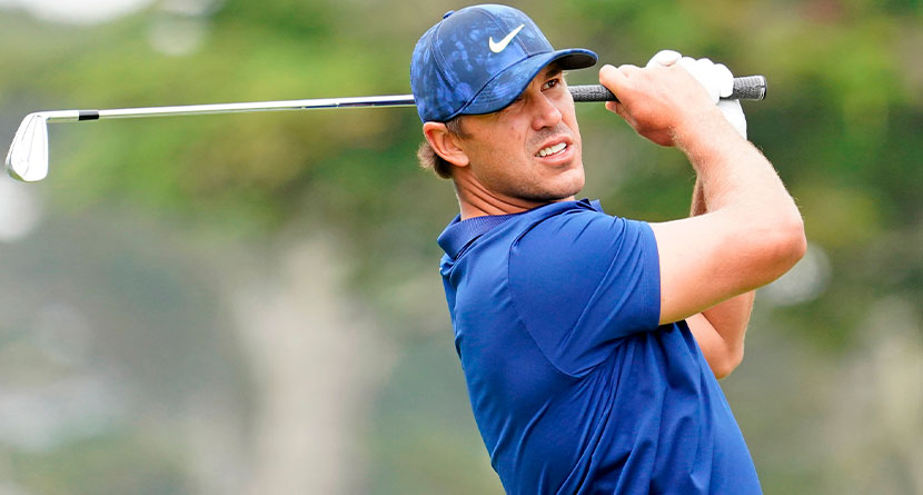 Koepka Withdraws From Northern Trust, Ends Season