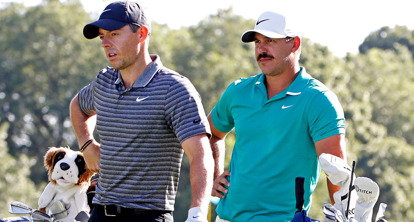 Rory Fires Back At Brooks Over DJ Comments