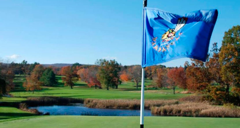 Head Pro & Merchandiser Of The Year Winner Launches Wampanoag Country Club App