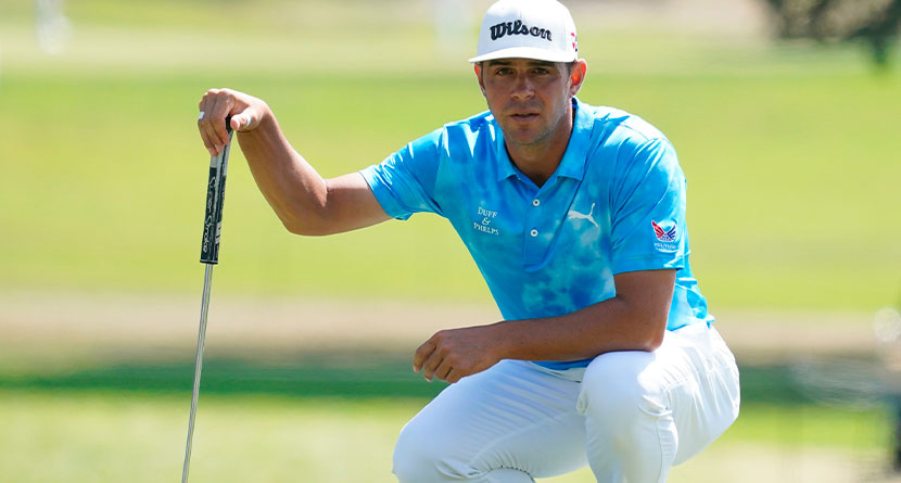 How Gary Woodland Lost 27 Pounds During Quarantine