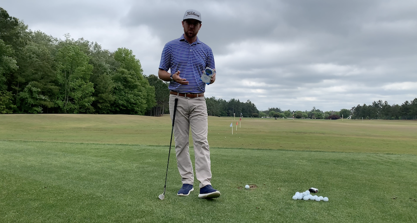 Control Your Wedge Speed To Control The Distance