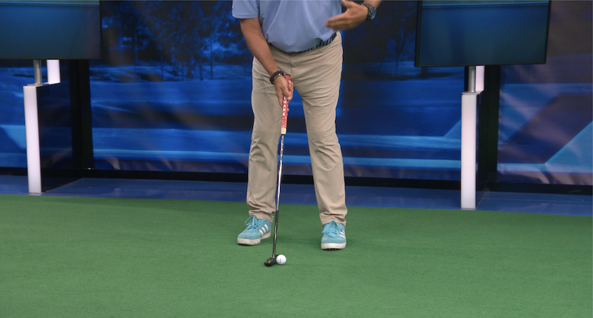 A Efficient Routine To Make More Putts