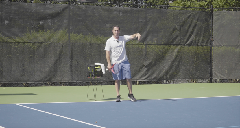 The Arc Of Success: How To Hit The Lob Successfully