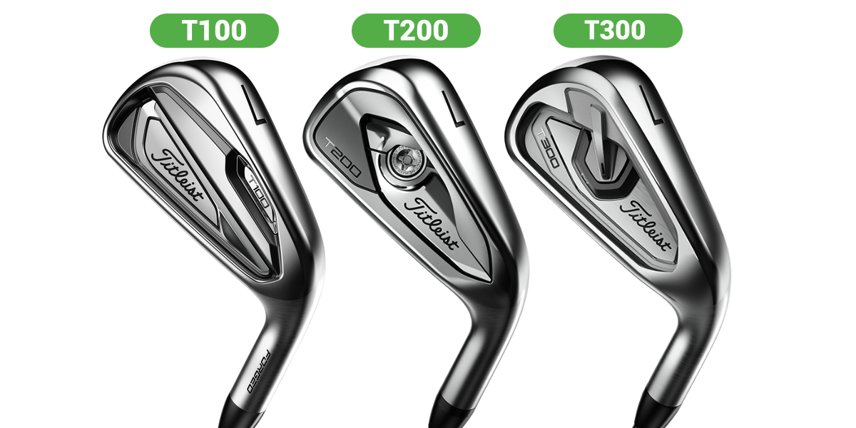 Giveaway: Set Of Titleist Irons To Premium User