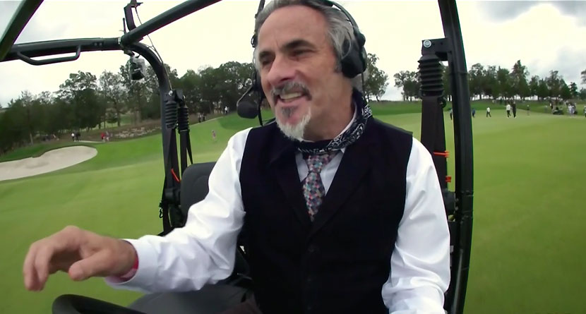 Feherty Tells Hilarious Story Of Payne Stewart Pranking Him With A (Semi-)Dead Groundhog