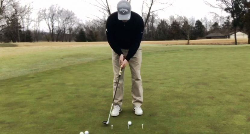 Create A Pendulum Putting Stroke