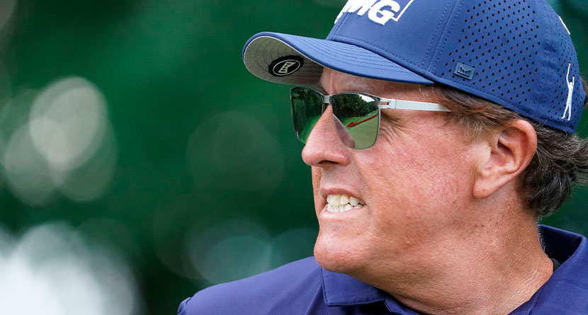 Contestants Whiff On Phil Mickelson Final Jeopardy! Clue