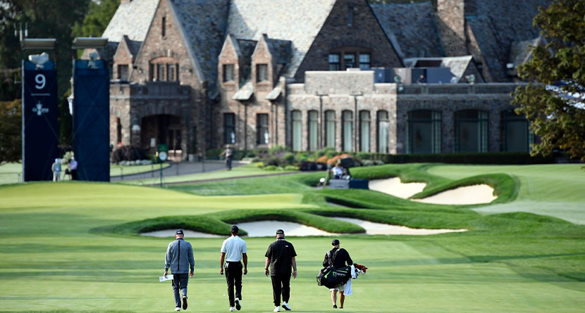 Winged Foot Turned Tour Pros Into 5-Handicaps