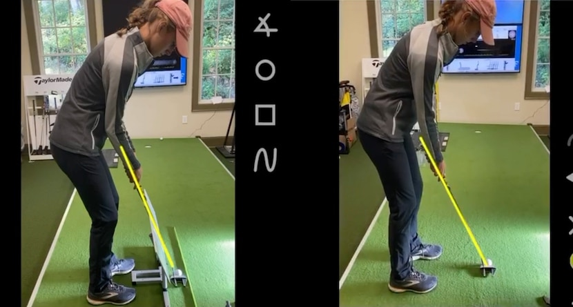 Face Rotation In The Putting Stroke