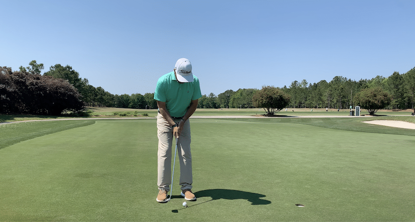 Control Your Speed On The Greens