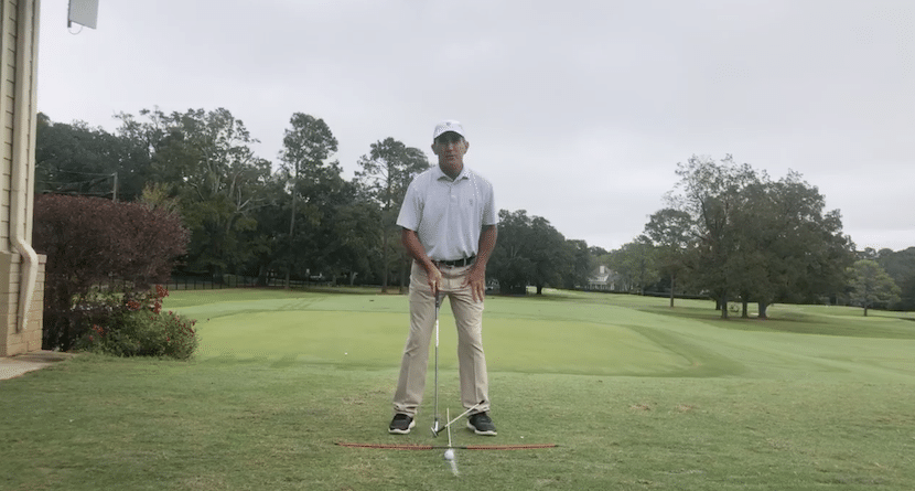 How To Correct Your Ball Position